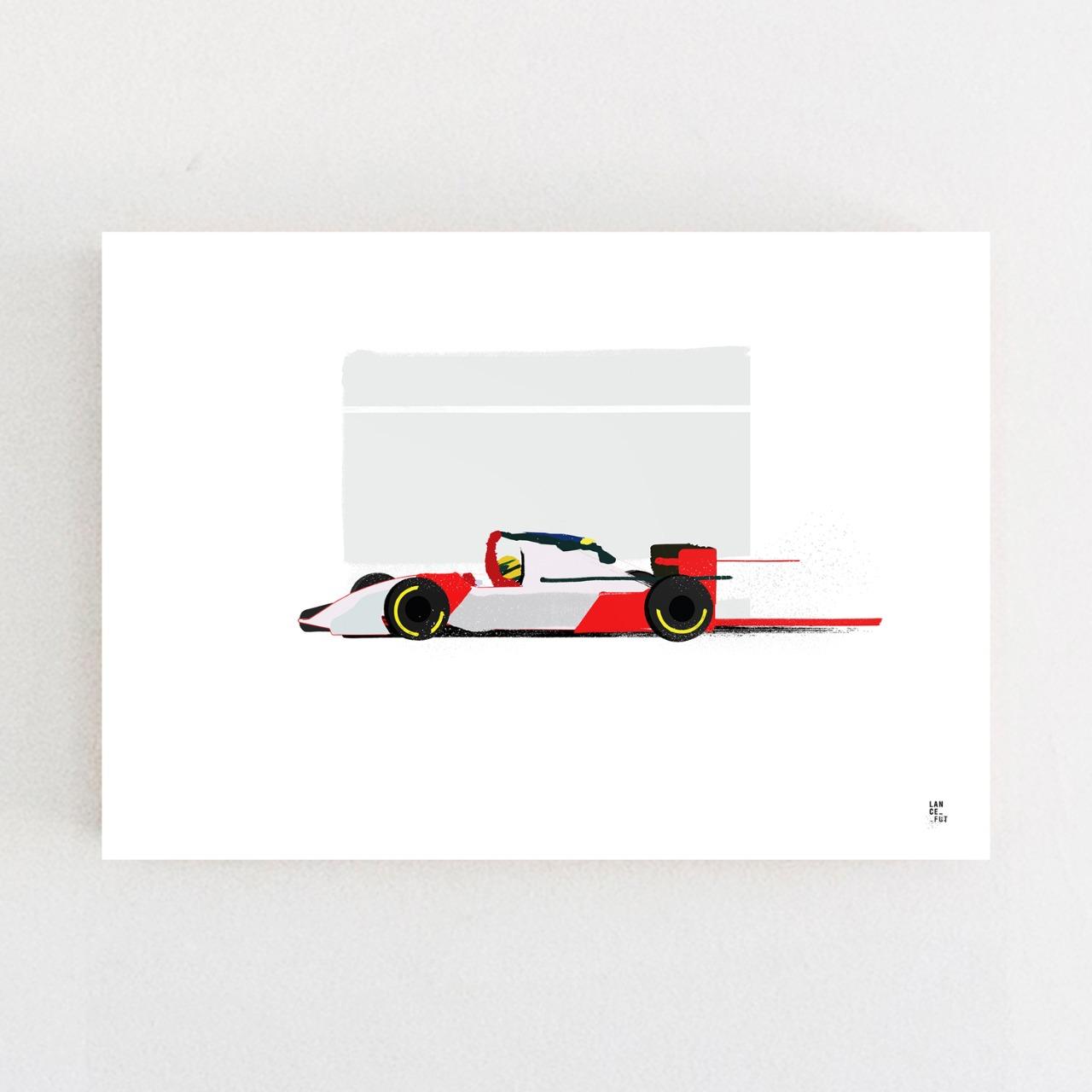 Ayrton Senna - O Herói de uma Nação #ForaDeSérie