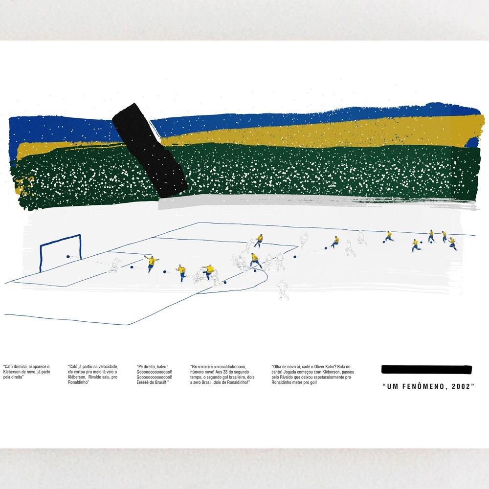 """Copa de 2002 - """"Um  Fenômeno """""""
