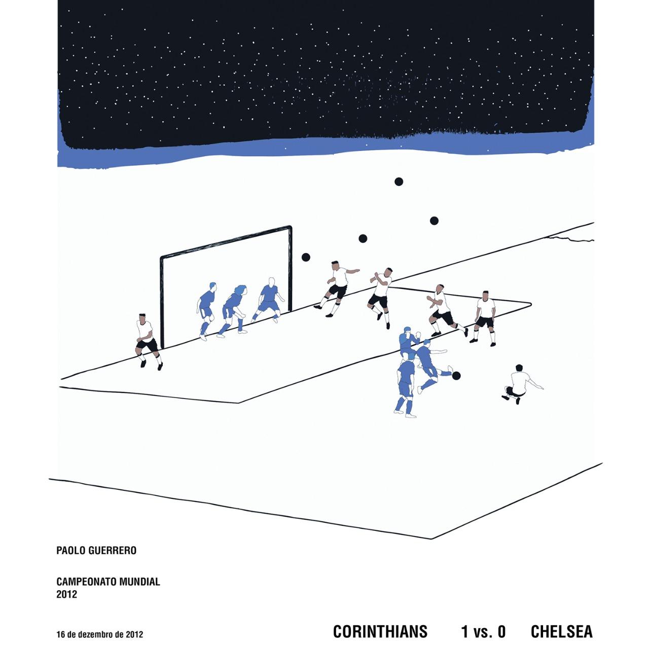 Corinthians - Campeonato Mundial 2012