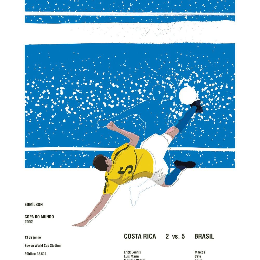 Edmílson - Copa do Mundo de 2002