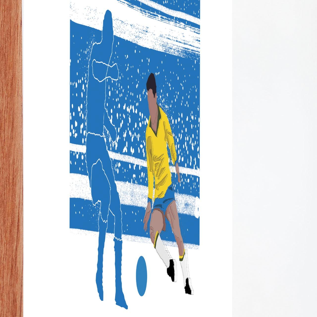 """Mané Garrincha"""