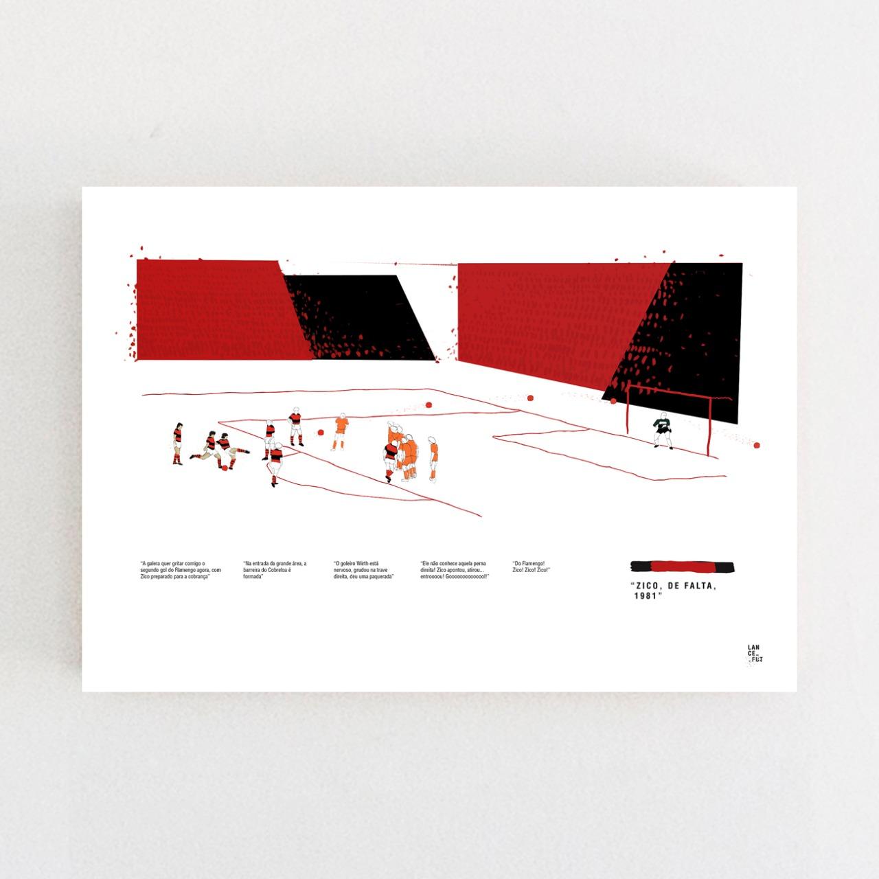Mengão Bi da América  - Libertadores 2019 + Libertadores 1981