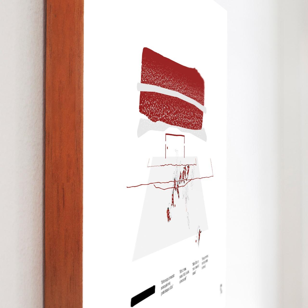 "Rafael Sobis libertadores 2006 - ""Tinta Vermelha"""