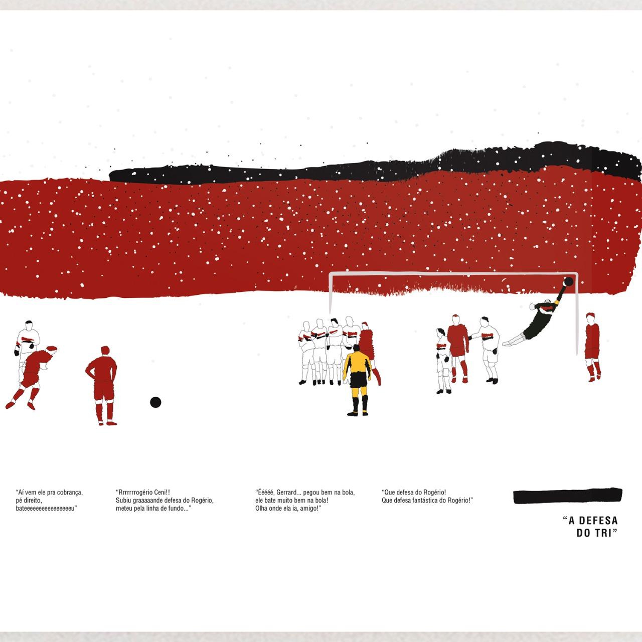 "Rogério Ceni Mundial de 2005 - "" A Defesa do Tri"""