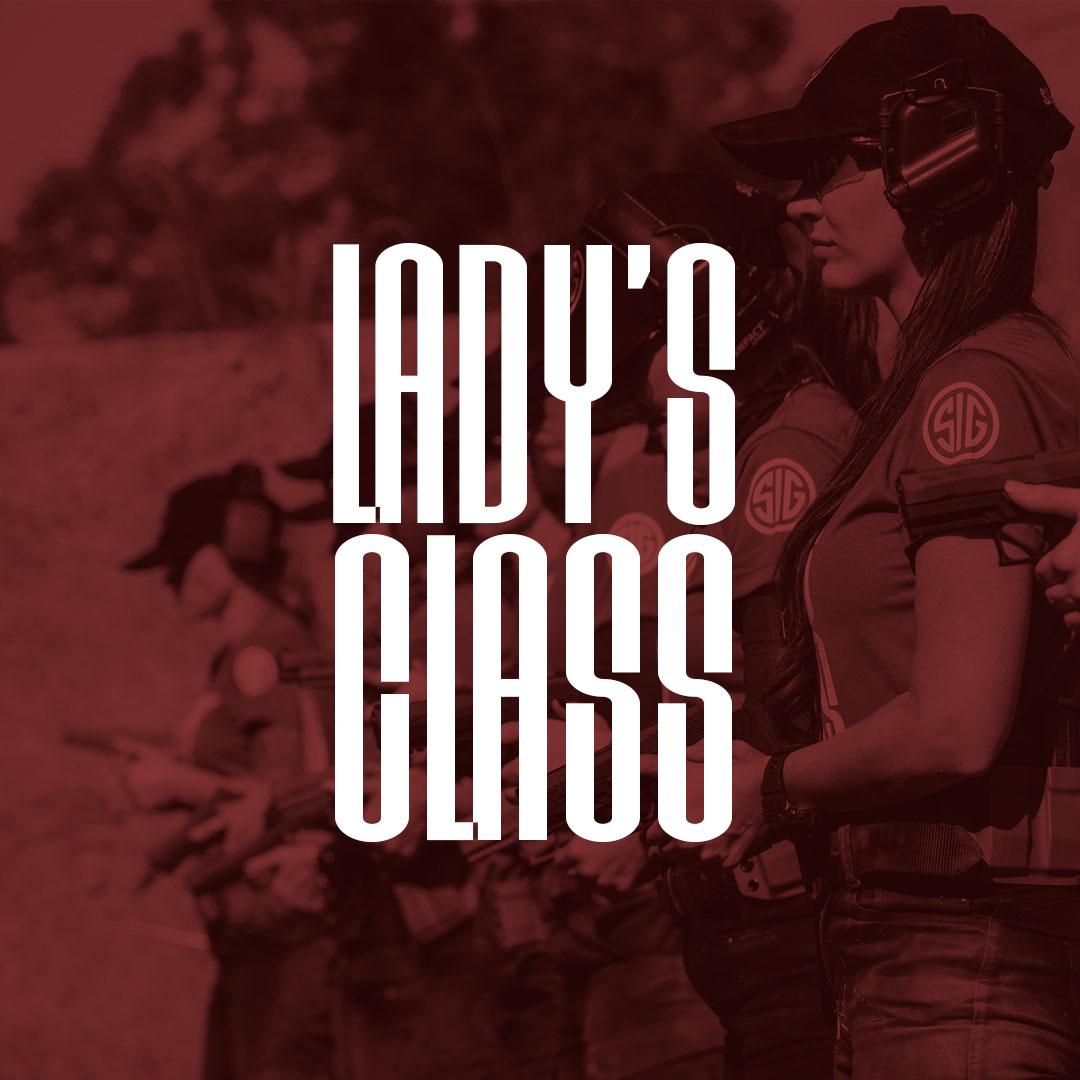 Lady's Class Light