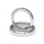 Alianças Namoro de Prata 950 Retreat - AP6006