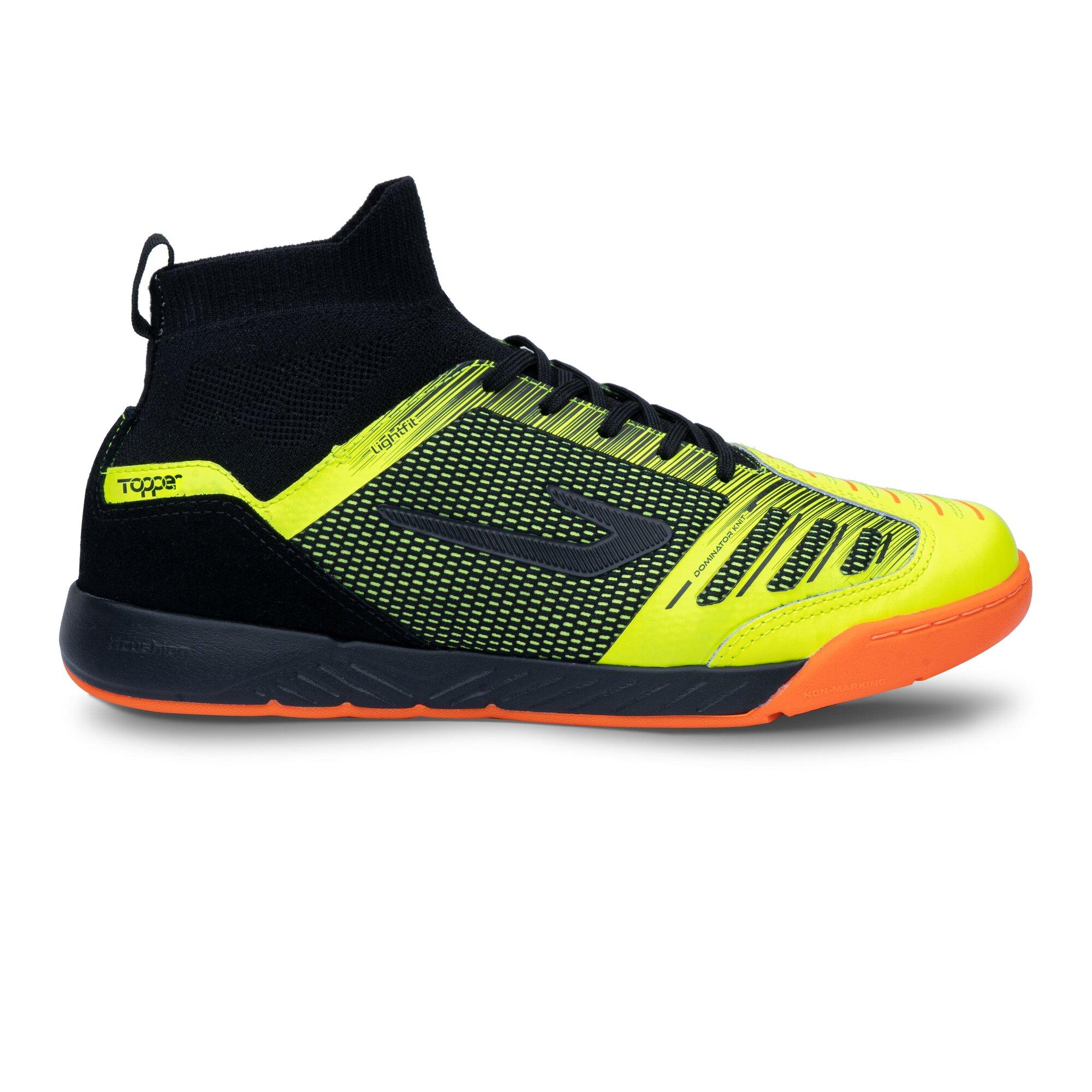 Tenis de Futsal Topper Dominator Knit Pro II