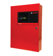 Central FPD-7024-LTFIRE alarm panel, 4+4 zones (20 conv. detector/zone) w/o ps, ul - BOSCH