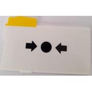 Elemento plastico para acionador manual - EATON