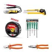 Kit 02 de ferramentas para elétrica - Tramontina