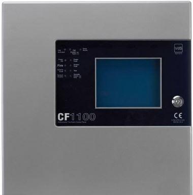 Central endereçável de 2 loops (GAMA CF-1000) - EATON