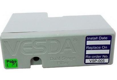 Filtro interno para detector fumaça por aspiração VSP-005 - VESDA