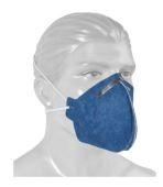 Máscara respiratória pff1 sem válvula - PROTEPLUS