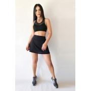 Shorts Saia Fitness Preto