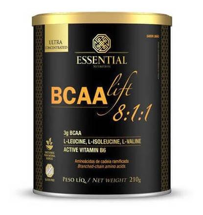 BCAA LIFT LIMAO 210g ESSENTIAL