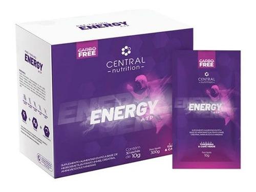ENERGY ATP 300G TANGERINA E CAFE VERDE