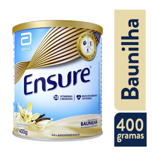 ENSURE NG BAUNILHA 400g