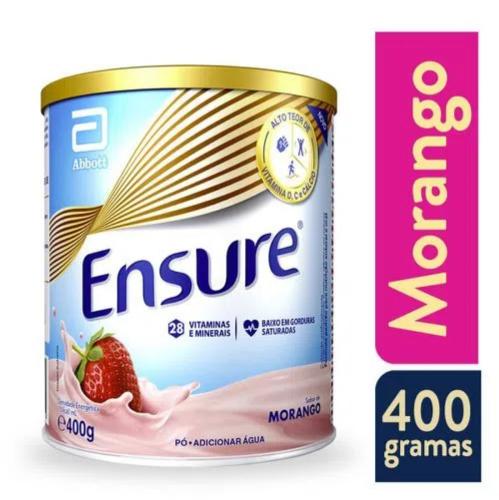 ENSURE NG MORANGO 400g