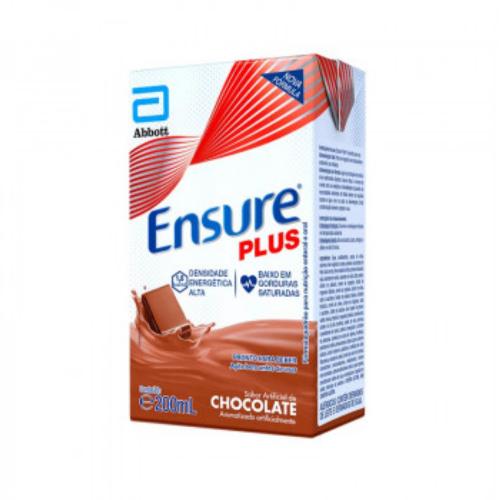 ENSURE PLUS CHOCOLATE TP 200 ml