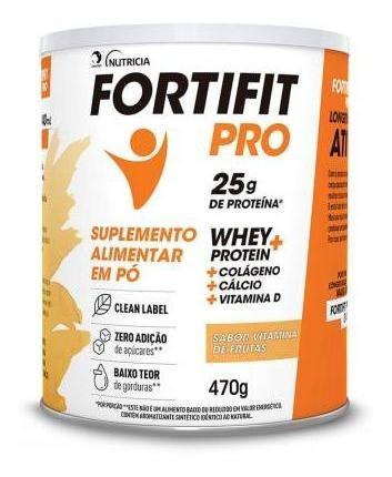 FORTIFIT PRO 470 GR  Frutas DANONE