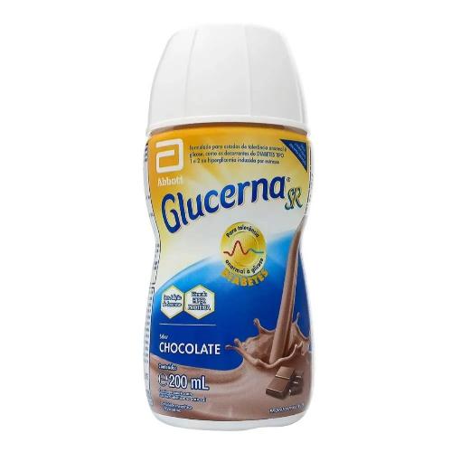 GLUCERNA SR CHOCOLATE 200ml