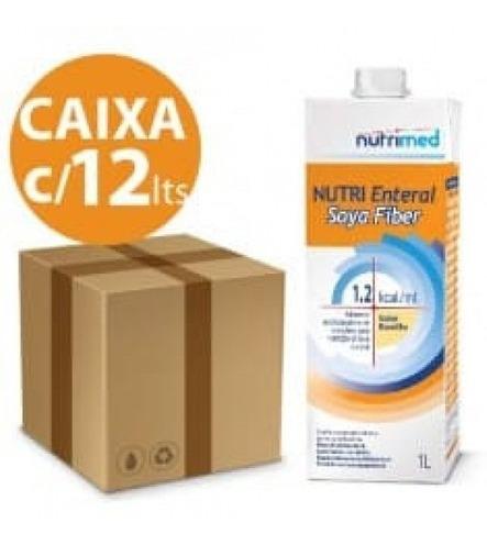 KIT NUTRI ENTERAL SOYA FIBER 1.2 - 1L - 12 UNID