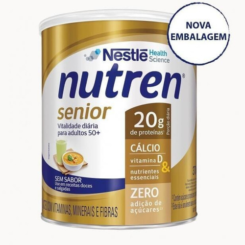 NUTREN SENIOR  370g NESTLE