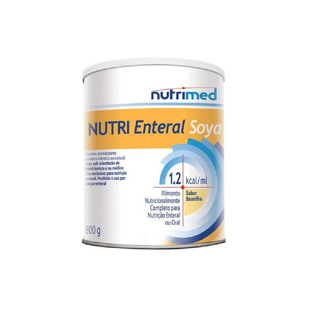 NUTRI ENTERAL SOYA 800g Nutrimed
