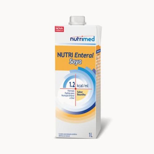 NUTRI ENTERAL SOYA TP 1000ml NUTRIMED