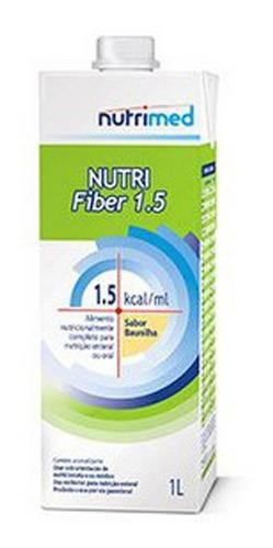 NUTRI FIBER 1.5 BAUNILHA 1000ML