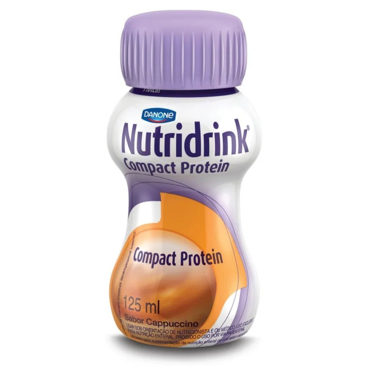 NUTRIDRINK COMPACT PROTEIN CAPPUCCINO 125ml