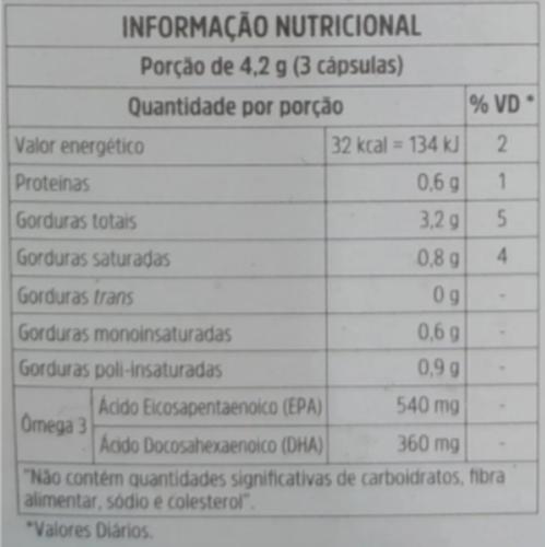 OMEGA 3 90 CAPS -  EQUALIV