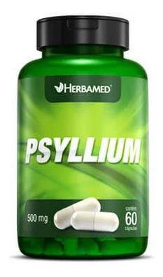 PSYLLIUM 60 Caps HERBAMED