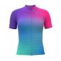 Camisa de Ciclismo Confort FEM - Colorfull
