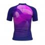 Camisa de Ciclismo Confort FEM - Curve