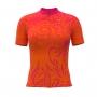Camisa de Ciclismo Confort FEM - Ornament Color