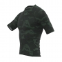 Camisa de Ciclismo Expert - Camouflage Green
