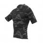 Camisa de Ciclismo Expert - Camouflage Silver