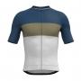 Camisa de Ciclismo Expert - Striped Gold