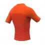 Camisa de Ciclismo Expert - Striped Orange