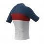 Camisa de Ciclismo Expert - Striped Red