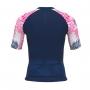 Camisa de Ciclismo Expert FEM - Tropical Blue