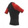 Camisa de Ciclismo Expert FEM - Tropical Red
