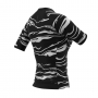 Camisa de Ciclismo Expert FEM - Wave Black