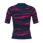 Camisa de Ciclismo Expert FEM - Wave Blue