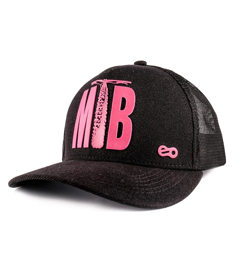 Boné MTB - Pink