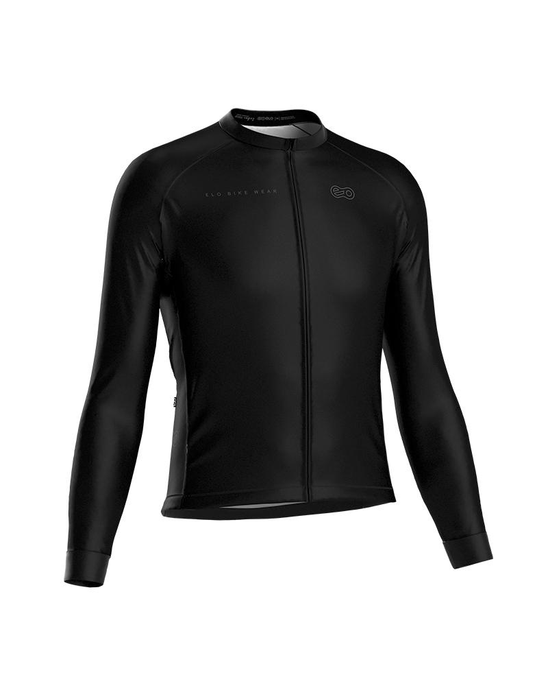 Camisa de Ciclismo Confort ML - Black