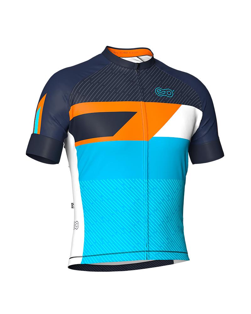 Camisa de Ciclismo Confort - Blurange