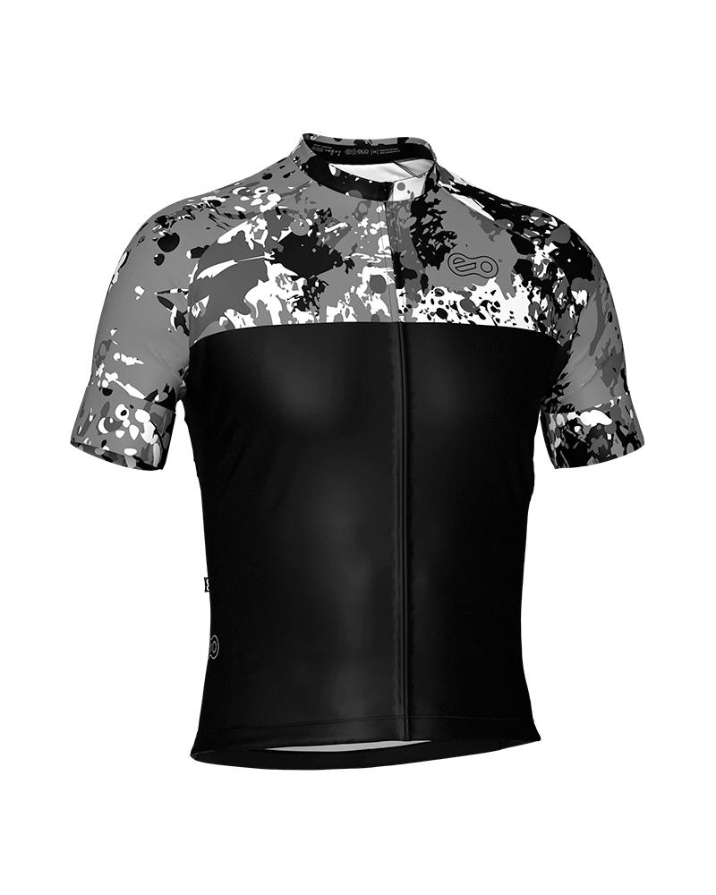 Camisa de Ciclismo Confort - Gray Camufle
