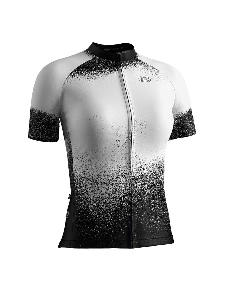 Camisa de Ciclismo Confort FEM - Halftone